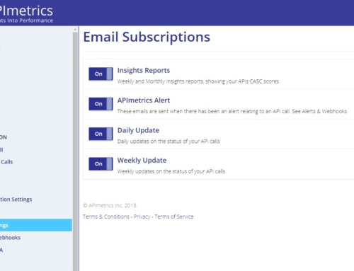 New Features – Print to PDF for reports – Email Subscription controls